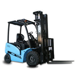 Chiny Hydraumatic Pedal Electric Warehouse Forklift Machine 2500kg CPD25 dostawca