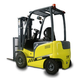 Chiny 1.5-3T Vmax Counterbalance Lift Truck The Higher The Lift Height 4x4 Wózek widłowy dostawca