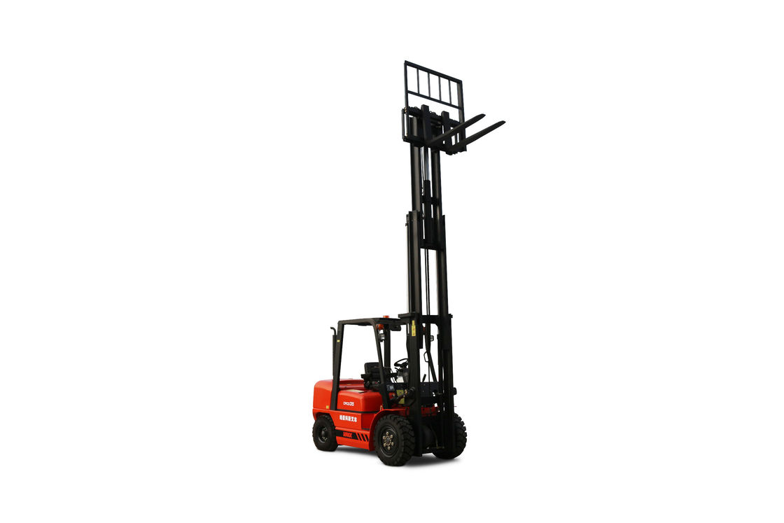 4000kgs High Lift Truck Diesel Powered Forklift With Free Toolbox CPCD40