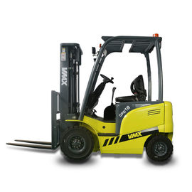 electric lifts for warehouse reach lift truck CPD18 stand up electric forklift
